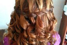 hairstyle / Прически