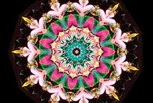Kaleidoscope / color patterns