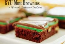 Women's Conference Recipes / Sometimes service is edible!