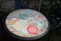 Mosaics and Stained Glass