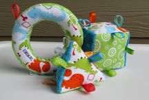 Sewing - Baby - Soft toys