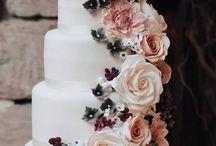❤ Wedding cake