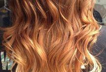 Projetos para experimentar / Californiana e ombré hair