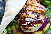 Rezepte mit Geflügel / poultry recipes