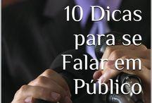 EBOOK - 10 DICAS PARA SE FALAR EM PÚBLICO - COMUNICANDO-SE ATRAVÉS DA ORATÓRIA