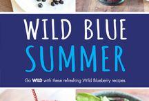Wild Blue Summer