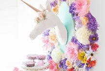 Lacy's Unicorn Party! / by Ruby Morganti-Durham
