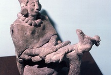 Jaina Figurines, Maya, Mexico