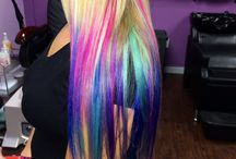 Hair done by me / Everything posted in this board is done by Me. Amanda ORourke owner of lavish hair & nail studio in Pgh pa  / by Amanda O'Rourke