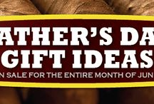 Gift Ideas for Dad's Big Day! / by Binny's Beverage Depot