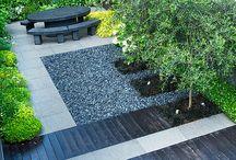 Garden design / Gardens designed by Charlotte Rowe Garden Design