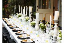 Metropolitan Wedding / Metropolitan, Urban style for your wedding