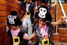 cumple pirata y sirena