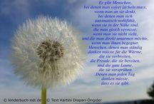 Blumengrüße mit schönen Gedanken