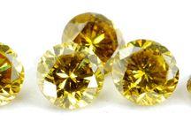 et oui le diamant existe en plusieurs couleurs !!