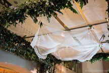 The Jonathan Club / A beautifully tented wedding in Santa Monica.