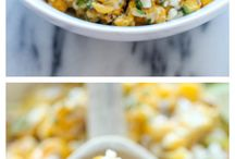 Savoury Sides! / by Amber Wiebe