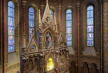Hungarian churches and cathedrals