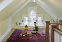 Attick room design