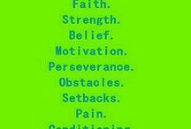Fitness quotes/motivation