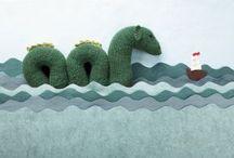 Knit Softies / Knit Softies / by Mirja Marshall