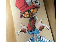 Хип-хоп картинки