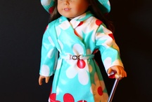 """Craft projects - A G  dolls 18"""" , clothes and accessories / by Mariruth Brown"""