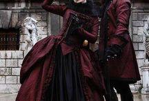 Victorian/romantic goths