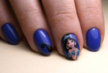 My nailarts / My nail designs and arts. Subscribe, comment, pin them )