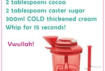Tupperware Recipe