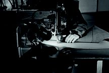 """The world of Frag / Frag's passion for leather was born of a long family tradition: ever since 1921 the company has been treating the material with care, skill and experience, values thanks to which today, after four generations, it can stake its claim on the market as the """"leather specialist"""