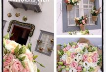 "Wedding @Hydra Katerina-Thanasis! Handmade by ""Nikolas Ker"" / Ένας γάμος φτιαγμένος με πολλή αγάπη με την υπογραφή του Nikolas Ker!"