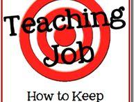 Teaching jobs / by Laura Jayne