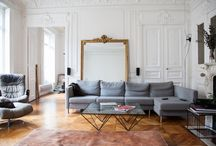 Interiores Parisinos