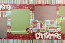 Christmas scrapbook ideas
