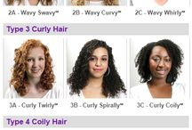 curly hair / by Danielle Nadolny