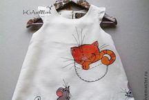 детская одежда и выкройки