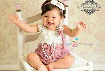 Isadora / Tablero especial para buscar ideas de fotos, ropa, accesorios, etc, para nuestra esperada sobrina Isadora.