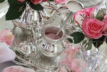 **Dining ❀⊱A' Shine for Flatware & Silver⊰❀ / by Susie Hanks Swain