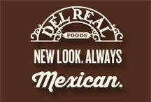 Del Real Foods / At Del Real Foods we focus on providing high quality and authentic Mexican Authentic dishes that are made using the freshest ingredients. Bringing the Mexican authentic textures and flavors to your table in just minutes, simply heat and serve! #GlutenFree #0gTransFat #NoMSG #NaturalIngredient Salsa #MexicanFood #Authentic #MexicanFood
