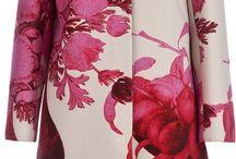Flowered Dresses