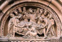 gotische beeldhouwkunst