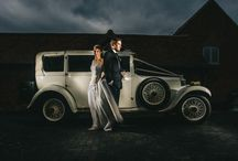 Wedding Day Transport Ideas / How will you get to your wedding? Horse and Cart, Vintage Car, you choose! Here are some brilliant wedding day transport ideas.