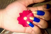 Nails!!! / I do my own nails. My nails and styles I like.