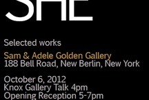 Happening At Golden / Events at or near the Golden Factory, SAGG (gallery), or Golden Foundation Residence