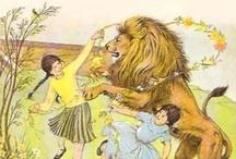 vintage children book illustrations