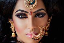 Flawless face... / Makeup magic
