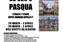 Partenze Pasqua da Cagliari e Sardegna / Consulta tutte le partenze da Cagliari e Sardegna per la Pasqua 2013