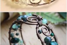 DIY Wire jewelry