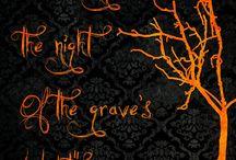 Hallows Eve  / by Kristina Ketteman